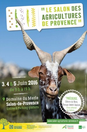 salon agriprovence affiche